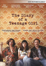 The Diary of a Teenage Girl (DVD, 2016, Includes Digital Copy UltraViolet) - NEW