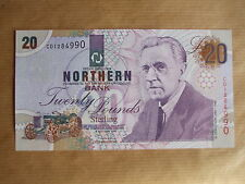 NORTHERN  BANK  £20  NOTE, 1999.