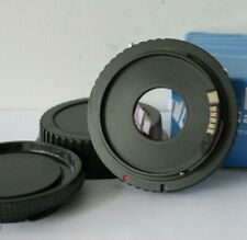 Canon FD Lens to Canon EOS EF / EFS Digital Camera Adapter.Infinity