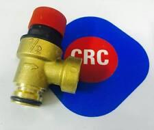 VALVOLA SICUREZZA 3 BAR RICAMBIO CALDAIE ORIGINALE IMMERGAS CODICE: CRC1.016135