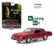 GREENLIGHT 1/64 HOLLYWOOD BREAKING BAD JESSE'S 1982 CHEVROLET MONTE CARLO 44730D