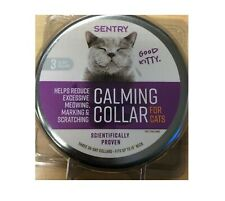 New listing Sentry 3 Pack Calming Collar for Cats