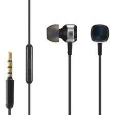 ALCATEL CCB0045A14C3 HANDSFREE HEADPHONES HEADSET EARPHONES PHF 3.5mm BLACK