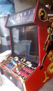 Arcade Retro Tischautomat ca. 2000 Spiele freigeschaltet