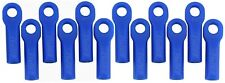 RPM 1/10 Scale Long Rod Ends, Blue/Traxxas Vehicles  RPM80515