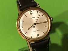 Vintage Men's 1964 Timex Watch - Mechanical - Self-Wind 1960s