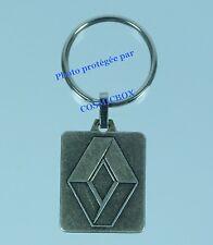 Porte-clés RENAULT en métal automobile auto voiture PICHARD car keychain keyring