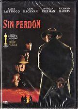 Clint Eastwood: SIN PERDÓN. Tarifa plana en envío dvd España 5 €