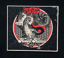 GEORGE LYNCH & JEFF PILSON - Heavy Hitters CD  (Lynch mob Dokken)
