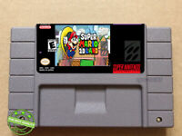 Super Mario 2D Land SNES Ntsc Version