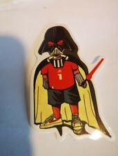 Larger Adidas Darth Vader Star Wars Trainers Shoes Vinyl Sticker Deck Skate