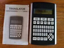 6-Languages Electronic Translator