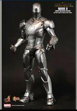 Hot toys Marvel Iron Man 2 MK2 Mark II Armor Unleashed Figure MMS150 Ironman