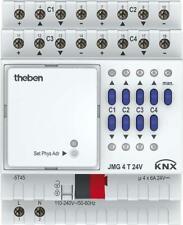 Theben Jalousieaktor JMG 4 T 24V KNX IP20 Bussystem-Jalousieaktor 4930260