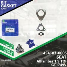 Gasket Joint Turbo SEAT Alhambra 1.9 TDI 454183-5 454183-0005 454183-5005S G-008