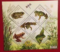 Bloc d'Ukraine : amphibiens (ukr3)