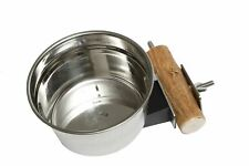 Stainless Steel Quick-Lock Crock Material: Stainless Steel, Capacity: 20oz