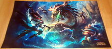 Poster 42x24 cm League Of Legends Personajes Characters Teemo LOL Videojuego Vid