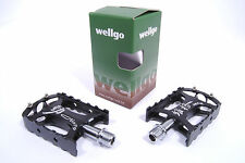 Wellgo Super Light Mountain Bike Pedals 117 Grams