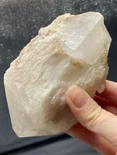 Clear Candle Quartz Double Terminated AAA+ 3 595g Abundance/Unconditional Love