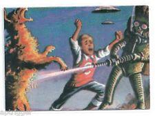 1994 Topps MARS ATTACKS Matrix Insert 1 of 4