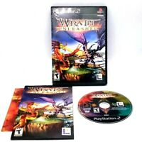 Wrath Unleashed Sony PlayStation 2 PS2 Complete Resurfaced Tested Very Good