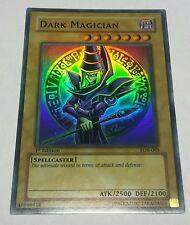 Yu-Gi-Oh! Dark Magician LOB-005 Ultra Rare 1st Holo Mint M/NM+ Asian English