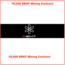 11,000 Dent (DENT) CRYPTO MINING-CONTRACT ( 11,000 DENT ), Crypto Currency