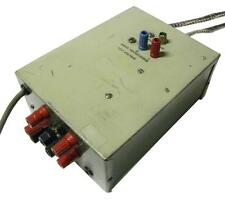 CUSTOM RATIO TRANSFORMER TEST FIXTURE