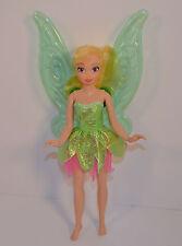 "8"" Tinker Bell Tinkerbell PVC Plastic Action Figure Doll Disney Peter Pan"