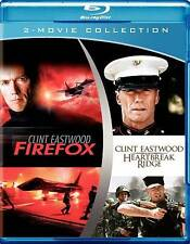 Firefox/Heartbreak Ridge (Blu-ray Disc, 2011, 2-Disc Set)