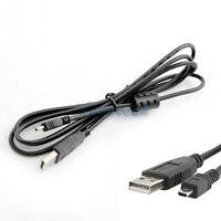 USB DATA SYNC/PHOTO TRANSFER CABLE LEAD Sony DSLR-A500 UZ46