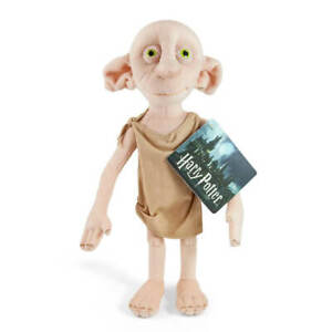 Harry Potter Dobby the House Elf Plush Soft Toy by Noble Collection BRAND NEW