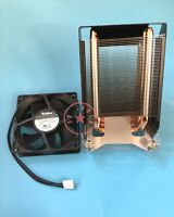 New Heatsink 749598-001 and CPU FAN 647113-001 fit FOR HP  Z820 WORKSTATION