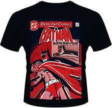 Batman - Dead Or Alive T-Shirt Homme / Man Taille / Size S PLASTIC HEAD