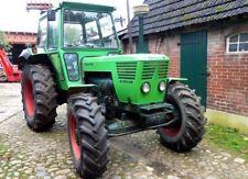 Landwirtschaft, Traktor, Schlepper, Oldtimer, Deutz, D 100 06 TÜV 08-19 Allrad