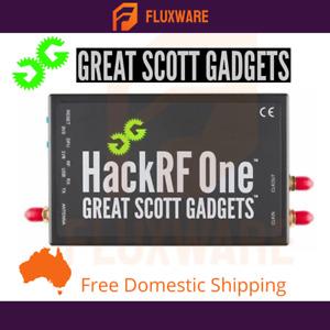 HackRF One by Great Scott Gadgets