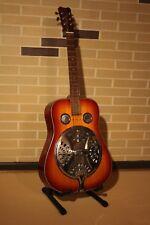 Schöne klassische Steel-String Resonator-Gitarre im Dobro-Style von Hohner