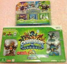 NEW Skylanders Swap Force  Starter pack Nintendo Wii & Bonus Pack Figurines