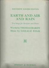 Earth   Air   Rain VC/Pf