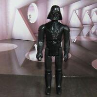 Vintage STAR WARS 1977 Kenner  Darth Vader Action Figure  Hong Kong