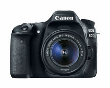 CANON EOS 80D DSLR CAMERA KIT(EF-S18-55 IS STM) @ 24.2MP @ DIGIC 6 PROCESSOR