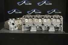 Cylinder Head Chevy SBC V8 5.7L 350ci 193 Round Push Rod Holes 86-93 - PAIR