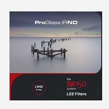 Lee SW150 Pro Glass IRND 1.8 6 Stop ND Filter (SW150PG6) *NEW*