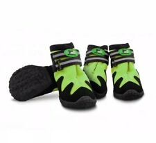 USA SELLER Boots Sneakers SET of 4 Shoes SM Small Dog Hot Road Snow All Weather