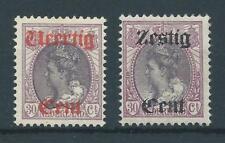 1919TG Nederland  Hulpuitgifte NR.102-103.  postfris mooie serie's..