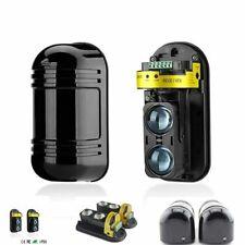 Dual Beam Sensor Active Infrared Intrusion Detector Ir 30m~150m Wall Barrier