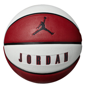 """Jordan Skills Official Basketball Full Size Red and White Indoor Outdoor 29.5"""""""