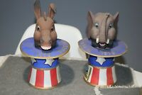 Ski Country Bicentennial 1776-1976 National Convention Decanters - Empty