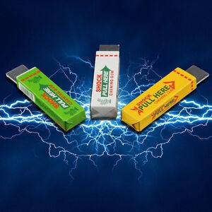 New Joke Chewing Gum Shocking Toy Gadget Prank Trick Gag Electric Shock Nice